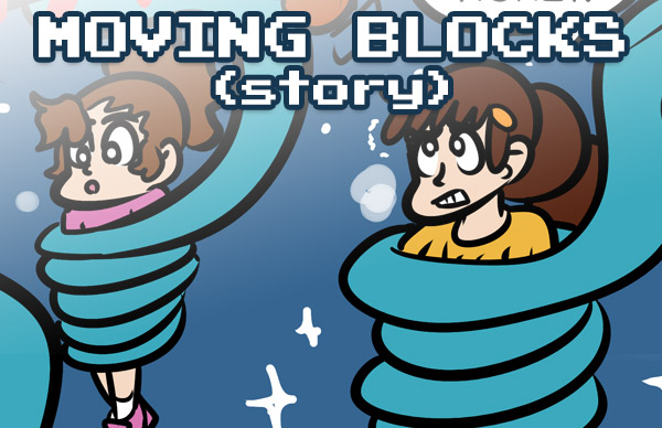 Click here to read the latest entry in the story-based comic!