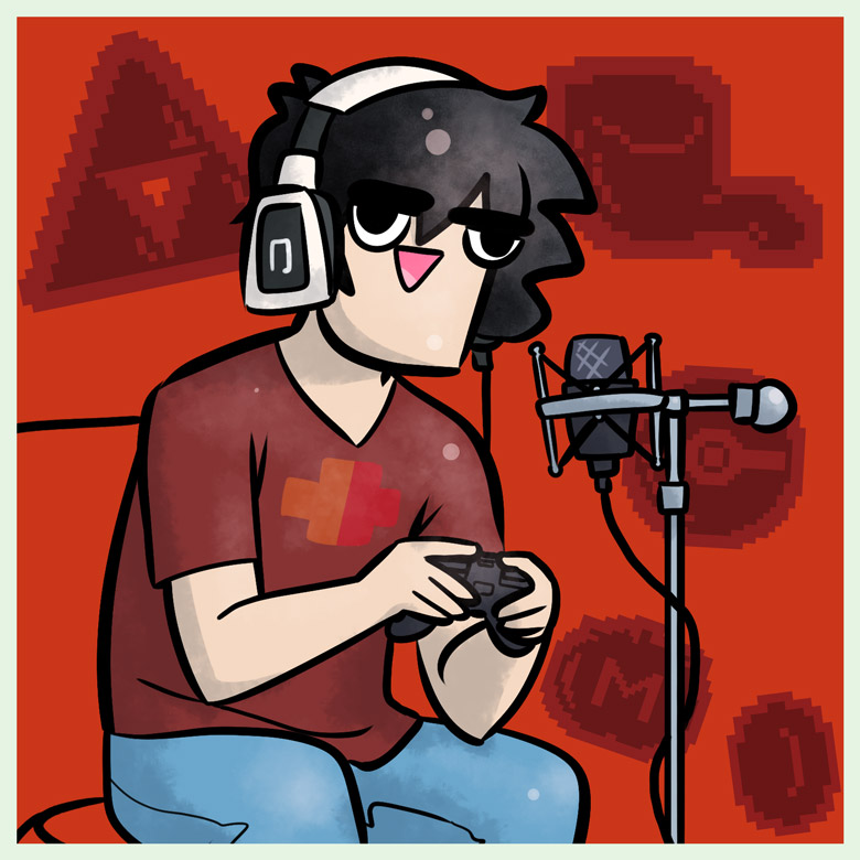 Click here to check out Kakujo's YouTube channel!